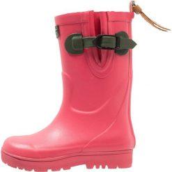 Buty zimowe damskie: Aigle POP Kalosze rasberry/kaki