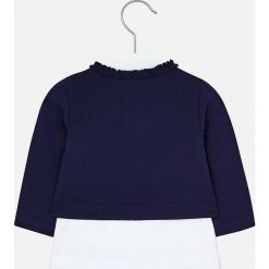 Mayoral - Sweter dziecięcy 68-98 cm. Niebieskie swetry rozpinane damskie Mayoral, z bawełny. Za 99,90 zł.