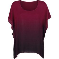 RED by EMP Let It Loose Koszulka damska bordowy. Czerwone bralety RED by EMP, m, z materiału, z krótkim rękawem. Za 121,90 zł.