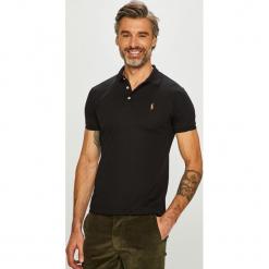 Polo Ralph Lauren - T-shirt/polo 710685514002. Szare koszulki polo marki Polo Ralph Lauren, z bawełny. Za 469,90 zł.