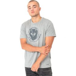 Hi-tec Koszulka męska Lupus Grey Melange r. L. Szare koszulki sportowe męskie Hi-tec, l. Za 33,75 zł.