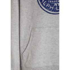 Polo Ralph Lauren HOOD Bluzka z długim rękawem andover heather. Szare bluzki dziewczęce bawełniane Polo Ralph Lauren, polo, z długim rękawem. W wyprzedaży za 255,20 zł.