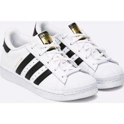 Buty sportowe dziewczęce: adidas Originals – Buty dziecięce Superstar Foundation