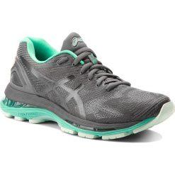 Buty ASICS - Gel-Nimbus 19 Lite-Show T7C8N Dark Grey/Black/Reflective 9590. Czarne buty do biegania damskie marki Asics. W wyprzedaży za 389,00 zł.