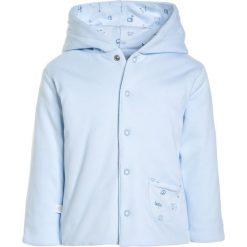 Absorba INTERLOCK BIO Kurtka przejściowa ciel. Niebieskie kurtki chłopięce przejściowe Absorba, z bawełny. W wyprzedaży za 134,25 zł.