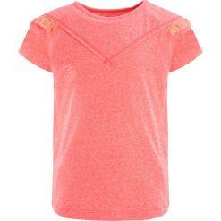Zadig & Voltaire Tshirt z nadrukiem corail fluo. Pomarańczowe t-shirty chłopięce marki Zadig & Voltaire, z nadrukiem, z bawełny. W wyprzedaży za 146,30 zł.