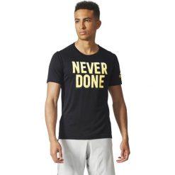 Adidas Koszulka męska Freelift NVR DN czarna r. L (CD8447). Czarne koszulki sportowe męskie Adidas, l. Za 129,90 zł.