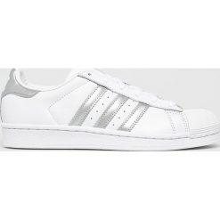 Adidas Originals - Buty Superstar. Szare buty sportowe damskie adidas Originals, z gumy. Za 399,90 zł.