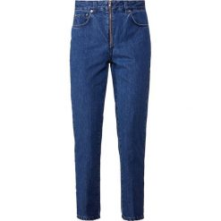 CLOSED DAY Jeansy Relaxed Fit darkblue denim. Niebieskie jeansy damskie relaxed fit CLOSED. Za 629,00 zł.