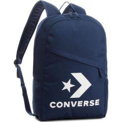 Plecak CONVERSE - 10008091-A02  Granatowy. Niebieskie plecaki męskie Converse, z materiału. W wyprzedaży za 119,00 zł.