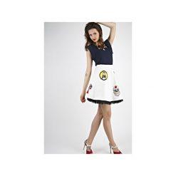 Spódniczki: Spódnica LIKE A PRAYER biała.