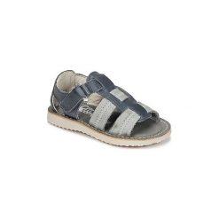 Sandały Dziecko  Citrouille et Compagnie  IOUTIKER. Niebieskie sandały chłopięce Citrouille et Compagnie. Za 125,30 zł.