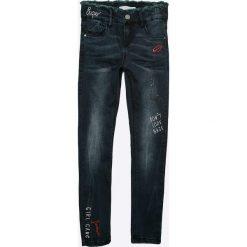 Name it - Jeansy dziecięce 128-164 cm. Niebieskie jeansy dziewczęce Name it, z bawełny. W wyprzedaży za 119,90 zł.