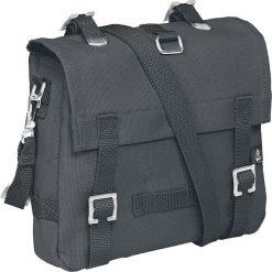 Brandit Torba na ramię (mała) Torba na ramię ciemnoszary (Anthracite). Szare torby na ramię męskie Brandit, na ramię, małe. Za 42,90 zł.