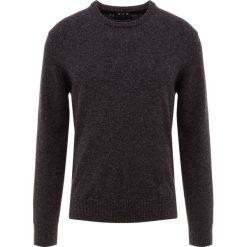 Hackett London Sweter dark grey. Szare swetry klasyczne męskie Hackett London, m, z materiału. Za 569,00 zł.