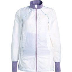Casall Kurtka do biegania white. Białe kurtki sportowe damskie Casall, z materiału, do biegania. W wyprzedaży za 377,30 zł.