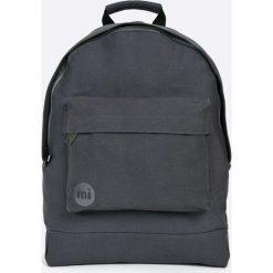 Mi-Pac - Plecak. Szare plecaki damskie Mi-Pac, z bawełny. W wyprzedaży za 89,90 zł.