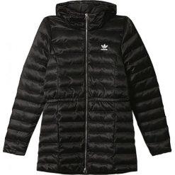 Adidas Kurtka damska ORIGINALS Slim Coat czarna r. 38 (AY4765). Czarne kurtki sportowe damskie marki Cropp, l. Za 393,71 zł.