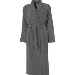 """Szlafroki kimona damskie: Szlafrok """"Pure"""" w kolorze ciemnoszarym"""