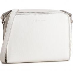 Torebka COCCINELLE - DV3 Mini Bag E5 DV3 55 H7 05 Blanche H10. Białe listonoszki damskie Coccinelle, ze skóry. Za 949,90 zł.