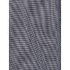 KOSZULA MĘSKA ELEGANCKA Z DŁUGIM RĘKAWEM K389 - CZARNA. Brązowe koszule męskie na spinki marki Ombre Clothing, m, z aplikacjami, z kontrastowym kołnierzykiem, z długim rękawem. Za 49,00 zł.