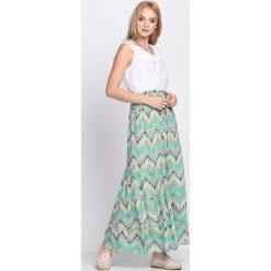 Sukienki: Zielona Sukienka Hug Me