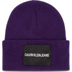 Czapka CALVIN KLEIN JEANS - J Calvin Klein Jeans K40K400759 507. Fioletowe czapki męskie Calvin Klein Jeans, z jeansu. Za 179,00 zł.