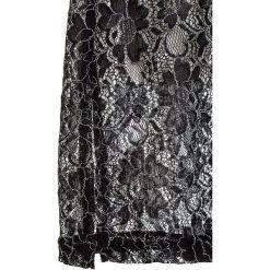 Sukienki dziewczęce letnie: Sisley DRESS Sukienka letnia black