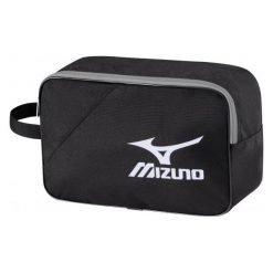 Torby podróżne: Mizuno Torba Na Buty Team Shoes Case Black/Grey