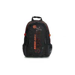 Plecaki Superdry  3 TONE TARP BACKPACK. Czarne plecaki damskie Superdry. Za 359,00 zł.