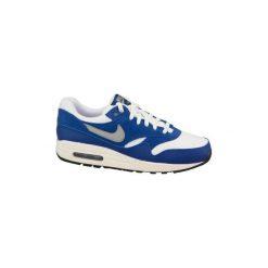 Buty Nike  Air Max 1 Gs 555766-111. Niebieskie buty sportowe damskie nike air max Nike. Za 289,99 zł.