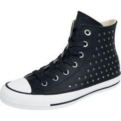 Converse Chuck Taylor All Star - Hi Buty sportowe czarny. Szare buty sportowe damskie marki Converse, z gumy. Za 324,90 zł.