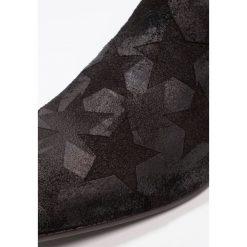 ALDO VALEWEN Botki black. Czarne botki męskie marki ALDO, z materiału. W wyprzedaży za 383,20 zł.