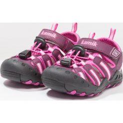 Sandały chłopięce: Kamik CRAB Sandały trekkingowe plum