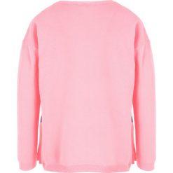 Benetton Sweter rose. Czerwone swetry chłopięce marki Benetton, z bawełny. W wyprzedaży za 125,10 zł.