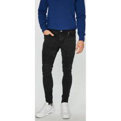 Brave Soul - Jeansy Thomas. Niebieskie jeansy męskie skinny marki Brave Soul. Za 149,90 zł.
