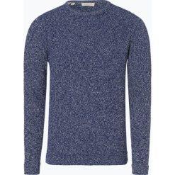 Selected - Sweter męski – Slhvictor, niebieski. Niebieskie swetry klasyczne męskie Selected, m. Za 229,95 zł.