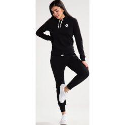 Spodnie dresowe damskie: Converse CORE SIGNATURE Spodnie treningowe converse black