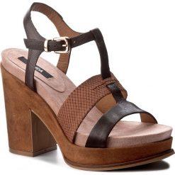 Rzymianki damskie: Sandały ZINDA – 2853 Toledo/Polly/Cuero/Moka