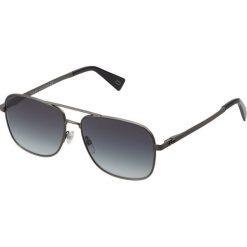 Marc Jacobs MARC Okulary przeciwsłoneczne black. Czarne okulary przeciwsłoneczne męskie aviatory Marc Jacobs. Za 759,00 zł.