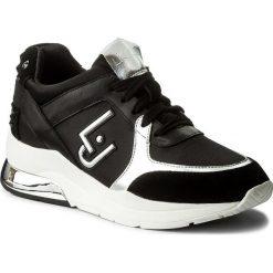 Sneakersy damskie: Sneakersy LIU JO – Running Miranda B18021 T2039 Black 22222