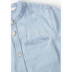 Mango Kids - Koszula dziecięca Wellard 110-164 cm. Szare koszule chłopięce z krótkim rękawem marki House, l, z bawełny. W wyprzedaży za 49,90 zł.