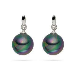 Kolczyki damskie: Kolczyki-wkrętki z perłami muszlowymi