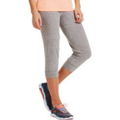 Spodnie sportowe damskie: Under Armour Spodnie damskie CC Legacy Capri szare r. S (1243127019)
