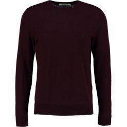 Swetry męskie: Jack & Jones JPRMARK KNIT CREW NECK NOOS Sweter plum perfect