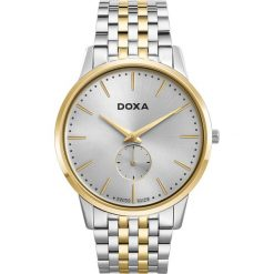 Zegarki męskie: Zegarek męski Doxa Slim line 105.20.021.12