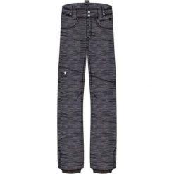 Chinosy chłopięce: IGUANA Spodnie ocieplane dziecięce TENDRE MEL JR Volcanic Glass Melange r. 140