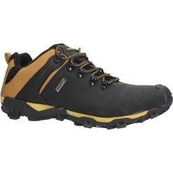 Czarne buty trekkingowe sznurowane Casu EXC6645. Czarne buty trekkingowe męskie Casu, na sznurówki. Za 119,99 zł.