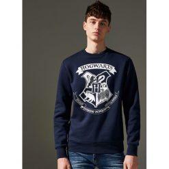 Bluza Harry Potter - Granatowy. Czerwone bluzy męskie marki KALENJI, m, z elastanu, z długim rękawem, długie. Za 99,99 zł.