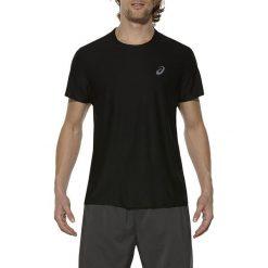 Asics Koszulka męska SS TOP czarna r. S (134084 0904). Czarne t-shirty męskie Asics, m. Za 65,06 zł.